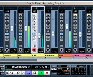 Edmonton recording Studio