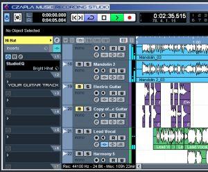 Edmonton Recording Studio Video Czapla Music